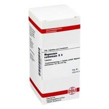 Produktbild Magnesium carbonicum D 6 Tabletten