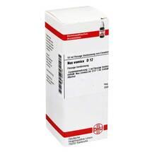Nux vomica D 12 Dilution