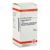 Viscum album D 12 Tabletten