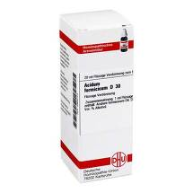 Acidum formicicum D 30 Dilution