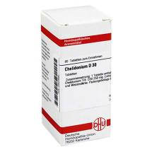 Produktbild Chelidonium D 30 Tabletten