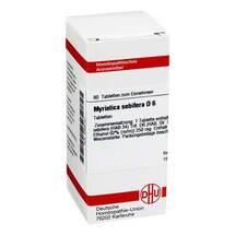 Myristica sebifera D 6 Tabletten