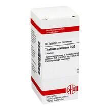 Produktbild Thallium aceticum D 30 Tabletten