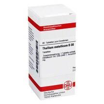 Produktbild Thallium metallicum D 30 Tabletten