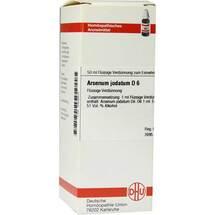 Produktbild Arsenum jodatum D 6 Dilution