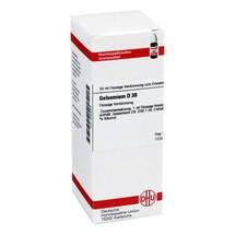 Produktbild Gelsemium D 30 Dilution
