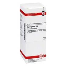 Produktbild Hyoscyamus D 4 Dilution
