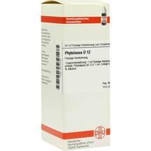 Produktbild Phytolacca D 12 Dilution