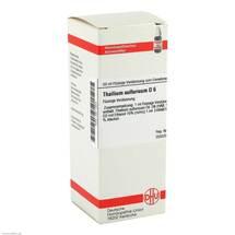 Thallium sulfuratum D 6 Dilution