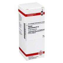 Produktbild Zincum valerianicum D 12 Dilution