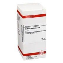 Produktbild Carduus marianus D 6 Tabletten