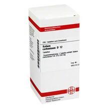 Produktbild Kalium carbonicum D 12 Tabletten