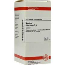 Produktbild Natrium chloratum D 4 Tabletten