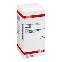 Produktbild Sepia D 2 Tabletten