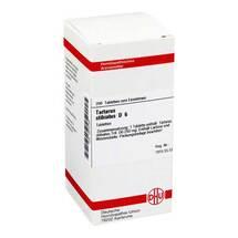 Produktbild Tartarus stibiatus D 6 Tabletten