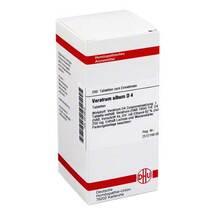 Veratrum album D 4 Tabletten