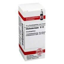 Cholesterinum D 12 Globuli
