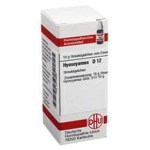 Produktbild Hyoscyamus D 12 Globuli