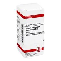 Produktbild Calcium carbonicum D 30 Tabl
