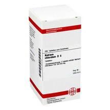 Natrium chloratum D 6 Tabletten