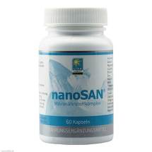 Produktbild Nanosan Nanosilicium Kapseln