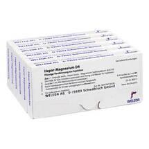 Produktbild Hepar-Magnesium D 4 Ampullen