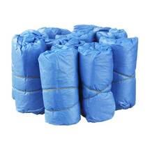 Produktbild Überschuhe Einmal Kunststoff blau