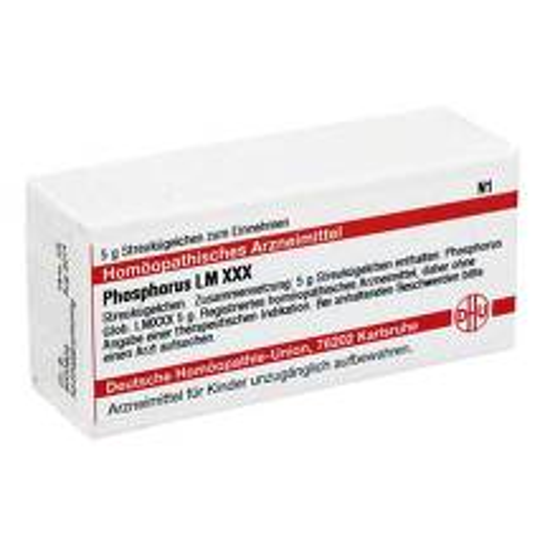 Produktbild LM Phosphorus XXX Globuli