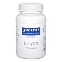Produktbild Pure Encapsulations L-Lysin Kapseln