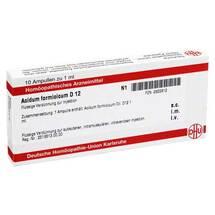Acidum formicicum D 12 Ampullen