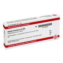 Produktbild Acidum formicicum D 200 Ampullen