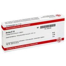 Produktbild Arnica D 12 Ampullen