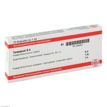 Produktbild Taraxacum D 4 Ampullen