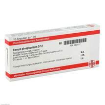 Ferrum phosphoricum D 12 Ampullen