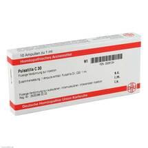 Produktbild Pulsatilla C 30 Ampullen