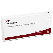 Produktbild Pancreas GL D 5 Ampullen