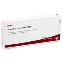 Produktbild Glandula Thyreoidea GL D 6 Ampullen