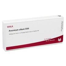 Produktbild Arsenicum album D 30 Ampullen