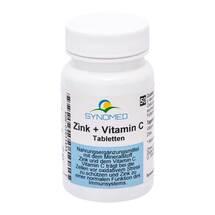 Produktbild Zink + VIT. C Synomed Tabletten