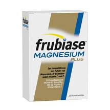 Produktbild Frubiase Magnesium Plus Brausetabletten