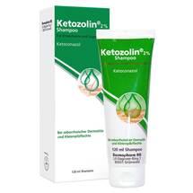 Produktbild Ketozolin 2% Shampoo