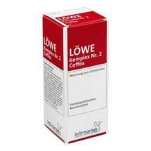 Produktbild Löwe Komplex Nr. 2 Coffea Tropfen