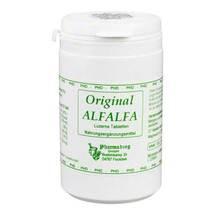 Produktbild Alfalfa Tabletten