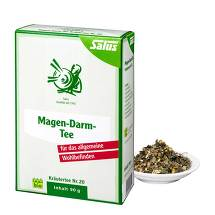 Produktbild Magen Darm Tee Kräutertee Nr.20 bio Salus