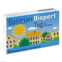 Produktbild Baldrian Dispert Tag überzogene Tabletten