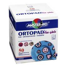 Produktbild Ortopad for girls junior Augenokklusionspflaster