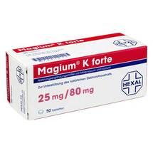 Magium K forte Tabletten