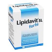 Produktbild Lipidavit SL forte Kapseln