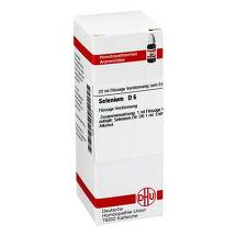 Produktbild Selenium D 6 Dilution
