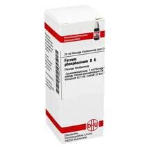 Ferrum phosphoricum D 6 Dilution